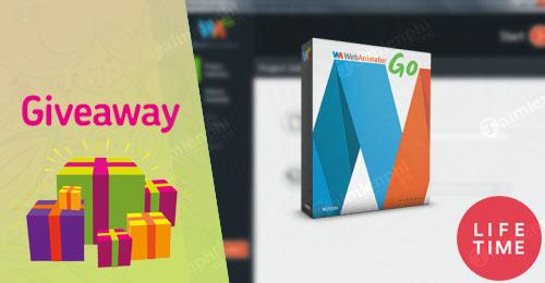 giveaway ban quyen mien phi webanimator go cong cu thiet ke web