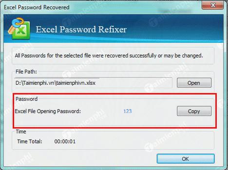 Phá pass Excel, gỡ bỏ mật khẩu của Sheet trong Excel 9
