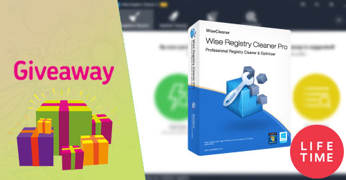 giveaway ban quyen mien phi wise registry cleaner pro