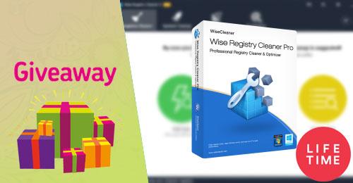 giveaway ban quyen mien phi wise registry cleaner pro
