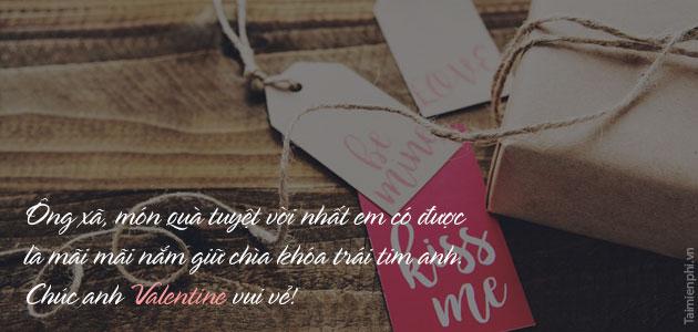 Lời chúc Valentine hay nhất, ngọt ngào và ý nghĩa 5