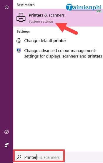 Cách hủy lệnh in trong Word, Excel trên máy tính 1