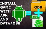 Cách copy file data của game vào máy Android