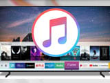Apple mang iTunes lên Smart TV Samsung