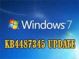 Microsoft phát hành bản cập nhật KB4487345 vá lỗi Windows 7 Share