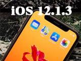 iOS 12.1.3 có gì mới? Có nên nâng cấp